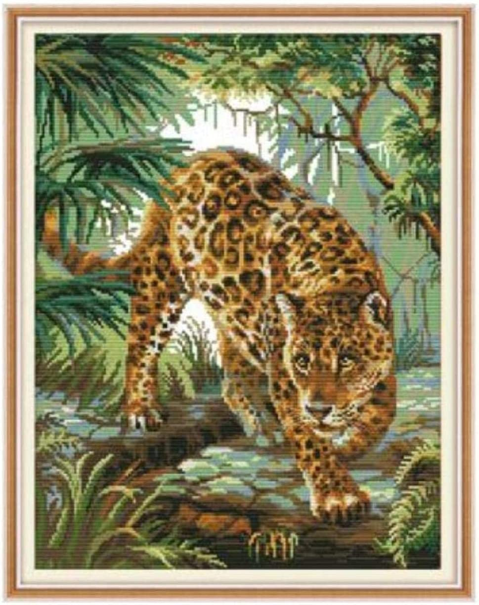 BaiJaC Stitch Kit Inventory cleanup selling sale for Home A surprise price is realized Set Animal Decor Embroidery Tapestry