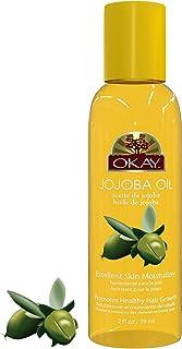 Okay Jojoba Oil for Skin and Hair, 2 Ounce (OKAY-JOJO2)
