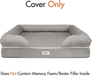 Friends Forever 100% Suede Super Deluxe Upgrade/Replacement Cover Bed/Couch Dog Bed