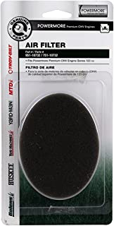 MTD Genuine Parts Air Filter for 123cc Powermore Engines