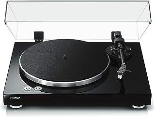 Yamaha TT-S303 Turntable with Switchable Phono/Line Output & Belt Drive, Black