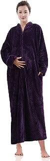 Best women's long zipped dressing gowns Reviews