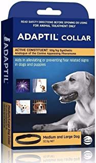 Adaptil Collar 70 cm for Medium and Large Dogs