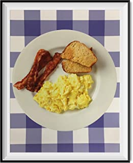 My Party Shirt Breakfast Ron Swanson Office Poster Parks and Recreation 11
