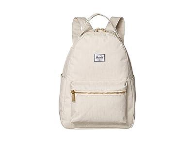 Herschel Supply Co. Nova Small (Overcast Crosshatch) Backpack Bags