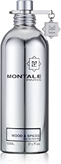 Montale - perfume for men's, Wood & Spices, Eau De Parfum Spray, 100 ml;Wood & Spices by Montale 100ml Eau de Parfum