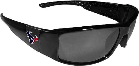 NFL Houston Texans Wrap Sunglasses, Black