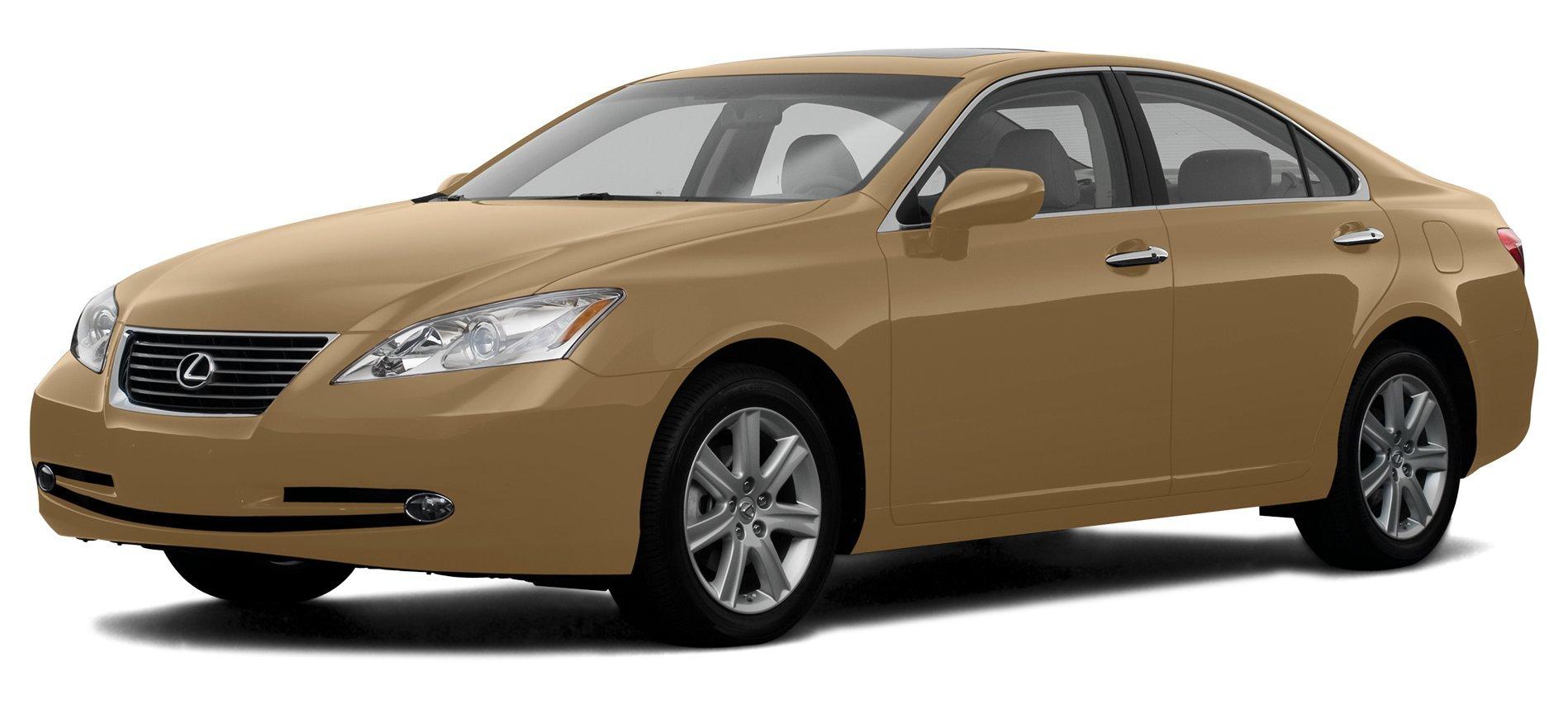 ... 2008 Lexus ES350, 4-Door Sedan ...