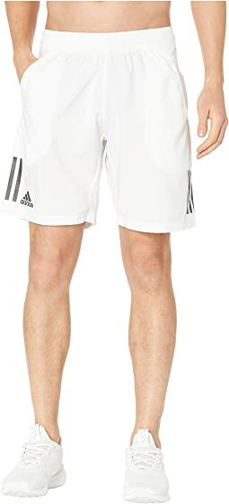 Club 3-Stripes Shorts 9""
