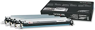 Lexmark C53034X Photoconductor Unit, 4 Count, 1 Pack