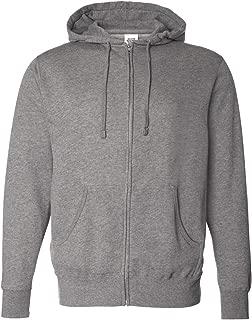 Independent Trading Co. Full Zip Hooded Sweatshirt