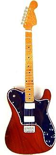 Sunburst 212 - Guitarra decorativa en miniatura (24 cm), diseño de guitarra Gibson