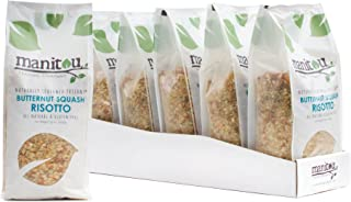 Manitou Trading Company Butternut Squash Risotto, 16-Ounce, 6 Pack Sleeve