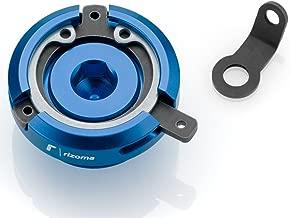 Rizoma oil filler Cap for Yamaha, Blue, M26X3. or FZ6, FZ8, FZR (all), FZ1 (all), FZ-10, FZ-09, FZ-07, XSR900, FJR1300, R-1 99-14, R-6 99-16, (TP011U)
