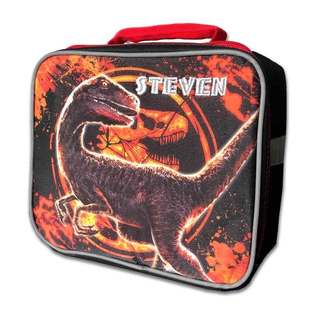 Personalized Licensed Lunch Jurassic World