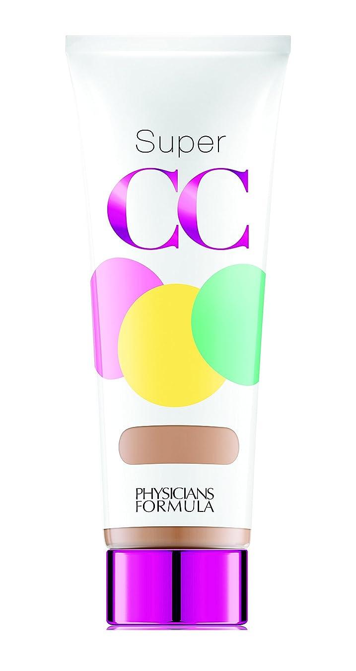 それによってサーキュレーション名詞PHYSICIANS FORMULA Super CC+ Color-Correction + Care CC+ Cream SPF 30 - Light