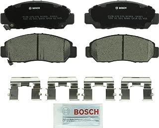 Bosch BC959 QuietCast Premium Ceramic Disc Brake Pad Set For: Acura CSX; Honda Accord, Civic, Front