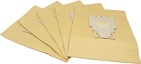 Carta Wessper 20x Sacchetti per aspirapolvere per Zanussi ZAN3020