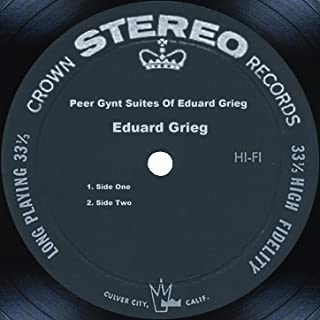 Peer Gynt Suites Of Eduard Grieg