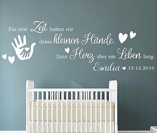 Suchergebnis auf Amazon.de für: Baby Wandtattoo
