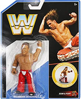 WWE Retro App Shawn Michaels Action Figure