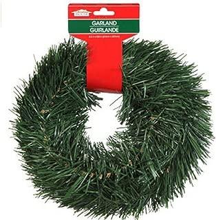 horse christmas garland