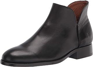 حذاء الكاحل ميليسا شوتي للنساء، أسود، 10