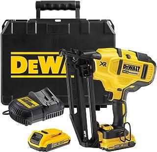 Dewalt DCN660D2-QW DCN660D2-QW-Clavadora de Acabado sin escobillas XR 18V