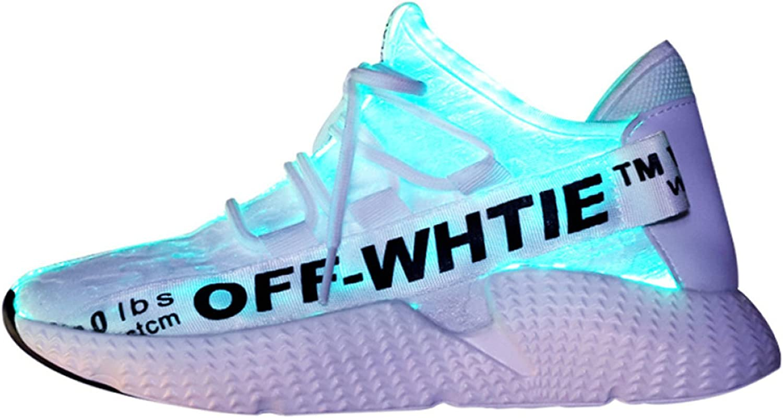 Women Men LED Light Up shoes For USB Charging Fashion Sneaker Dancing Sneakers