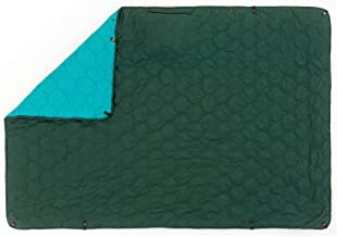 Coaltree Puffy Kachula Travel Blanket with a Pocket, Lightweight, Waterproof Outdoor Throw, Beach, Picnic, Survival, and Camping Accessories, Hiking Gear
