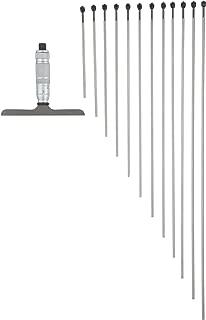 Brown & Sharpe 599-603-148-3 Vernier Depth Gauge, Micrometer Type, 0-12