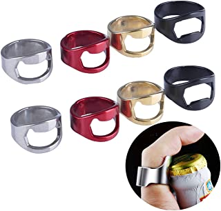 thumb ring bottle opener