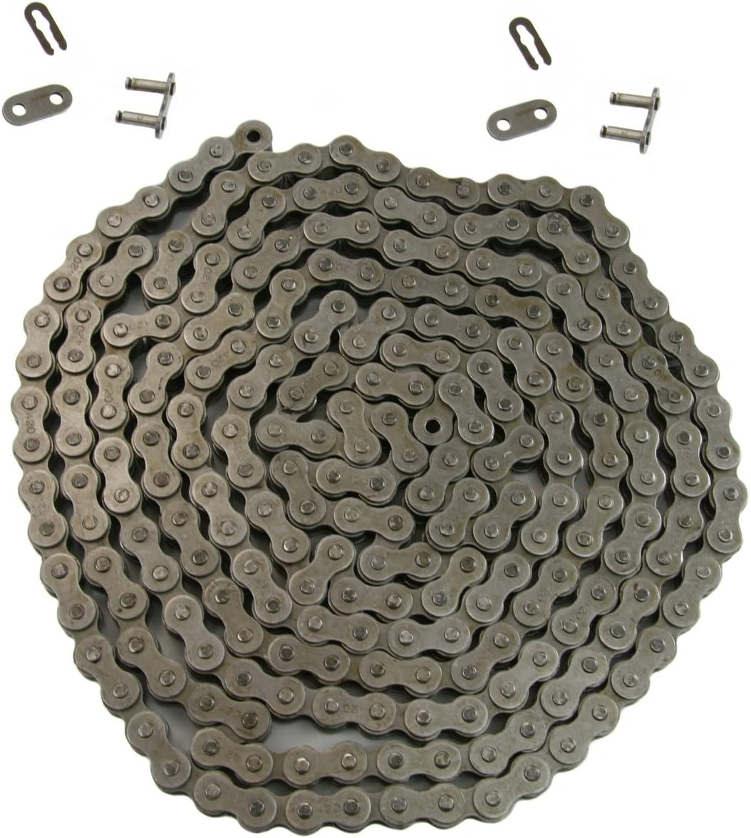 #40 Factory outlet Drive Chain Roller 10 Feet Ka Bike Motorcycle Mini Max 53% OFF Dirt