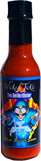 Ghost Pepper Habanero Hot Sauce Defibrillator Sauce Chipotle Wicked Tickle