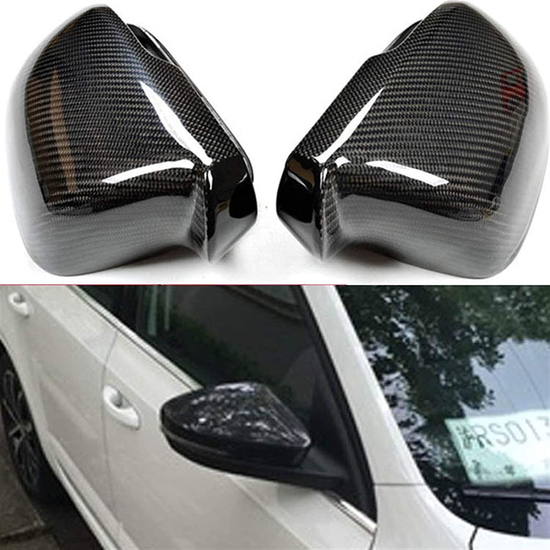 LQIAN Door Mirror Cover New sales Side kit Carbon Luxury goods Sid Fiber Car