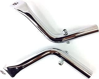 Eliminate Remove Saddle Bag Bar Guard Guards Eliminator Support Bracket for Harley Davidson Touring like Electra Glide Road King Ultra Classic Limited CVO 1993-2008 ref 46565-04 Saddlebag Support Kit