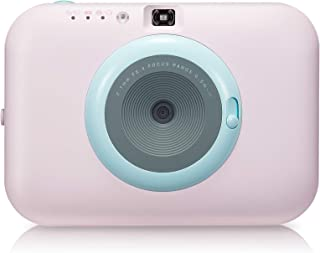 LG Pocket Photo Snap Instant Camera - Pink (PC389P)