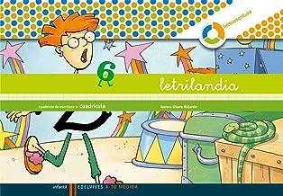 Amazon Es Letrilandia 6 Libros