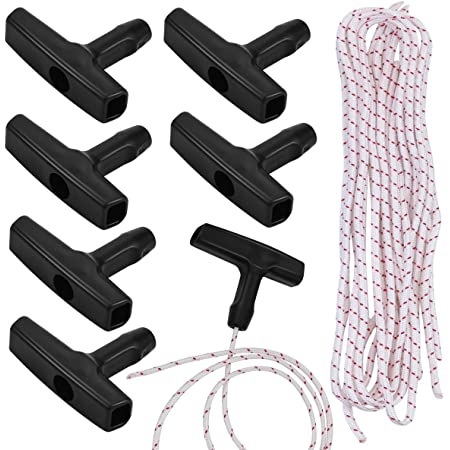 Universal Generator Rope Cord Start Pull Handle Mower Recoil Engine Lawn Saw New