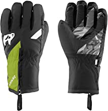 Zanier Unisex Jeugd 12258-2078-4 handschoenen, zwart, groen, 4