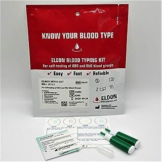 Abo Blood Type Test Kit