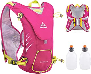 8L Hydration Vest for Outdoors Mochilas Trail Marathoner Running Race Hydration Pack Backpack fits Women Men Kids