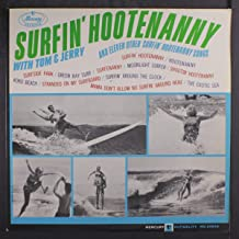 surfin' hootenanny LP