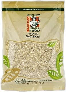 Radiant Oat Bran Organic 300g (628MART) (12 Pack)