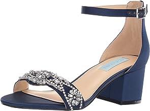 Amazon.com: Navy Blue Block Heels