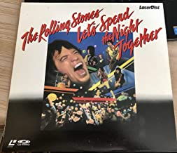 Rolling Stones ‎Let's Spend Night Together Ronald L.Schwary Ashby Mick Jagger Keith Richards Charlie Watts Ron Wood Bill Wyman Ian Stewart McLagan Ernie Watts Bobby Keys Japan 1983 Insert SM037-3422