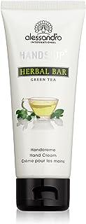 Alessandro Herbal Bar Hand Cream - Hidrantantes para Mãos 75ml - Green Tea