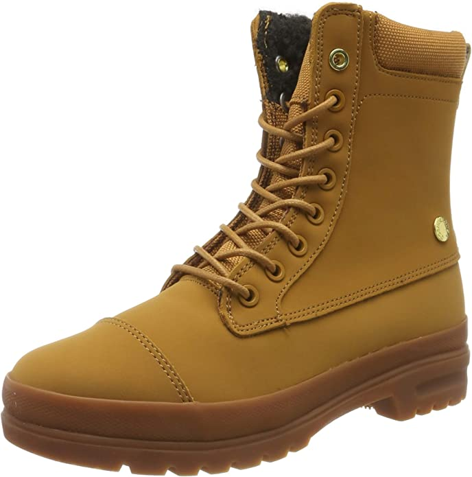 DC Shoes (DCSHI) Amnesti WNT-Winterized Boots For Women, Botines Mujer