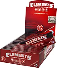 elements slow burn hemp papers