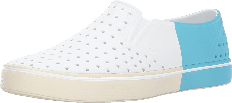 Native Mens Miles Block Slip-on Sneaker Fashion Sneaker